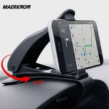 Universal Car Phone Holder Rotate For Xiaomi Samsung Iphone 12 Pro Smart Phone GPS Stand Mobile Phon