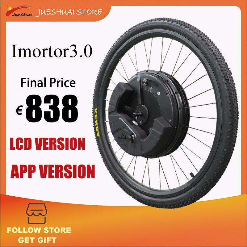 Jueshuai iMortor 3 Electric Bicycle Conversion Kit 36V 350W Motor Wheel 24