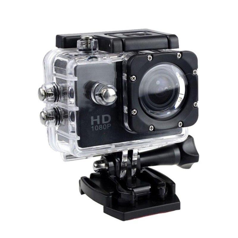 SJ4000 Full HD Водонепроницаемая спортивная видеокамера DV камера экшн-видеокамера 1080P Автомобильная камера новая.