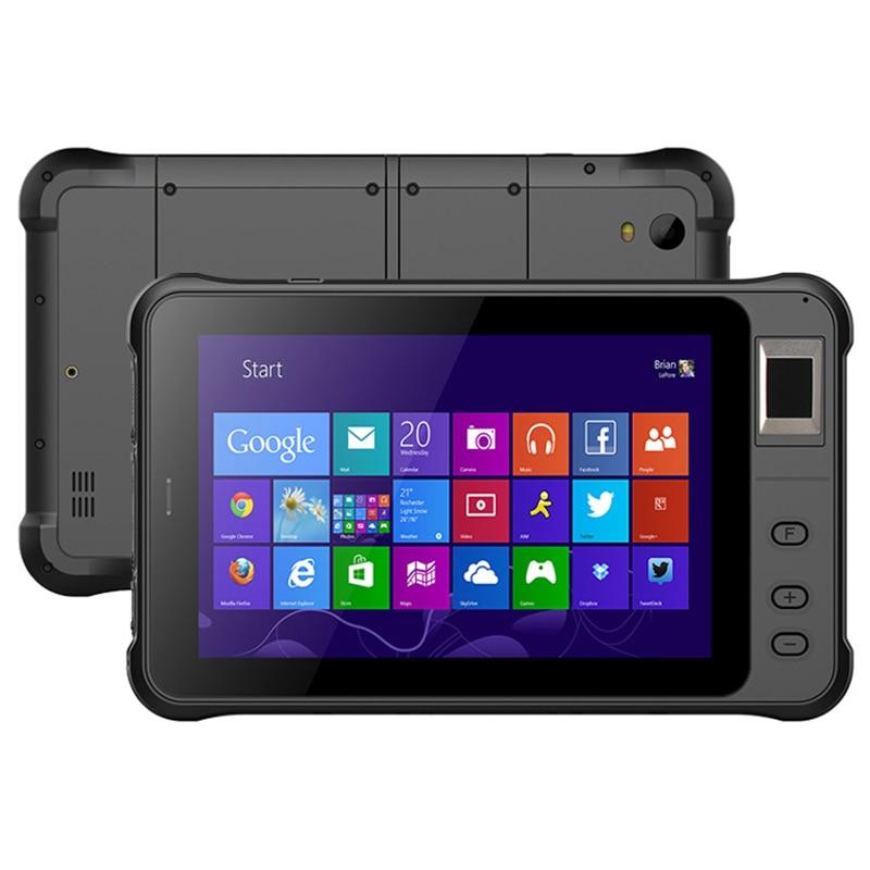 WinPad W75 Industry Rugged IP67 Tablet PC 7 inch 16:10 Display 4G LTE 4GB 64GB Windows 10 2.4G+5.8G Dual Band WiFi Glove Mode
