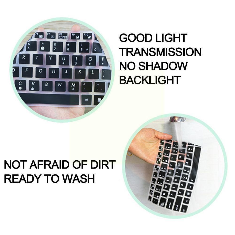 Ультратонкий защитный чехол для клавиатуры ноутбука K380, протектор беспроводной клавиатуры, силиконовая защитная пленка, чехол для T6K5