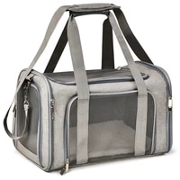 dog carrier bag soft side dog backpack cat pet carriers dog travel bags airline approved transport for small dogs cats