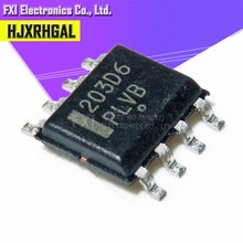 10 sztuk 203D6 NCP1203D6 NCP1203D60R2G SOP8 układ LCD 100% nowy oryginał
