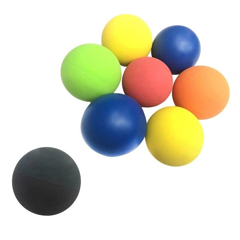 Camwin 5 шт. полый мяч 6 см, сквош-резина с высокой стенкой, толщина сквоша, блестящее искусство, новинка 2021