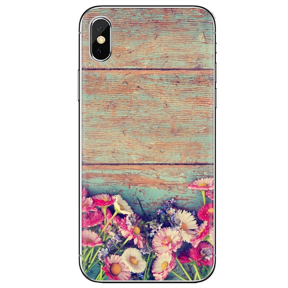 Morning In Spring on MarkInternatio For iPhone 11 Pro 4 4S 5 5S SE 5C 6 6S 7 8 X XR XS Plus Max For iPod Touch Silicone Bag Case