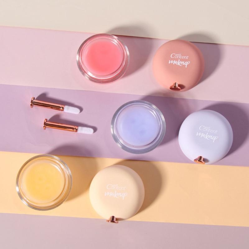 Lip Balm Moisturizing Lip Mask Lip Therapy Moisturizing Lip Anti-Drying Care Lip Oil Gentle Easy Absorption Lip Balm TSLM2