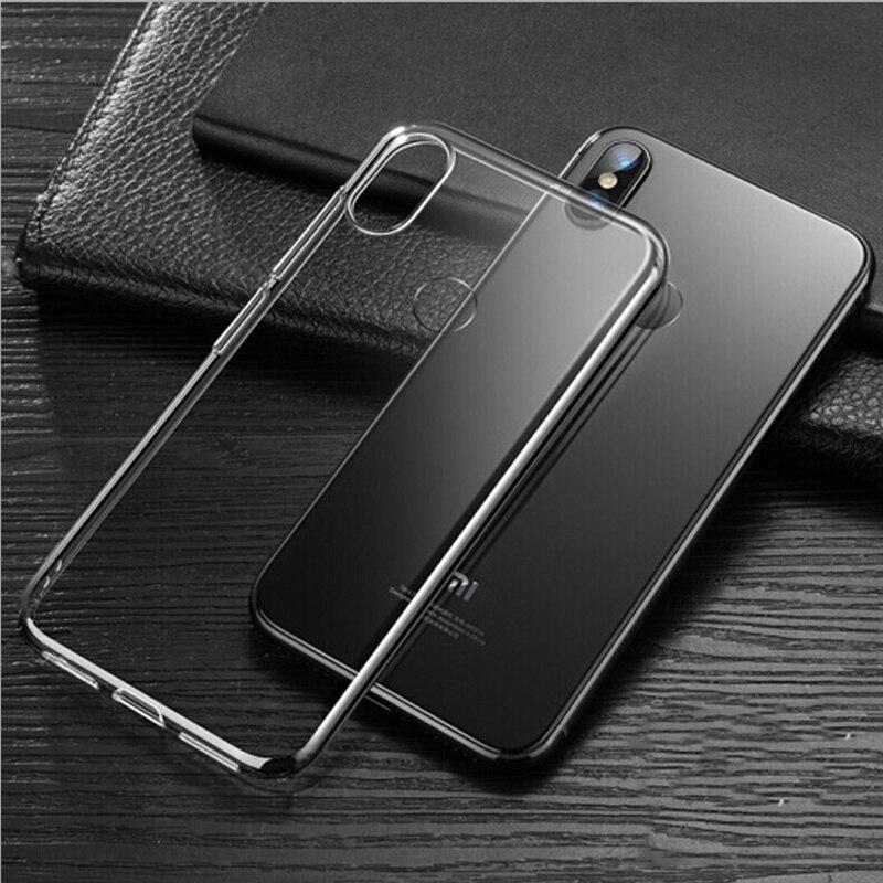 Silicon Case For Xiaomi POCO X3 NFC Redmi 6A Case Cover For Xiaomi Xiomi Redmi 4X 4A 7A 5A 6 6A Note