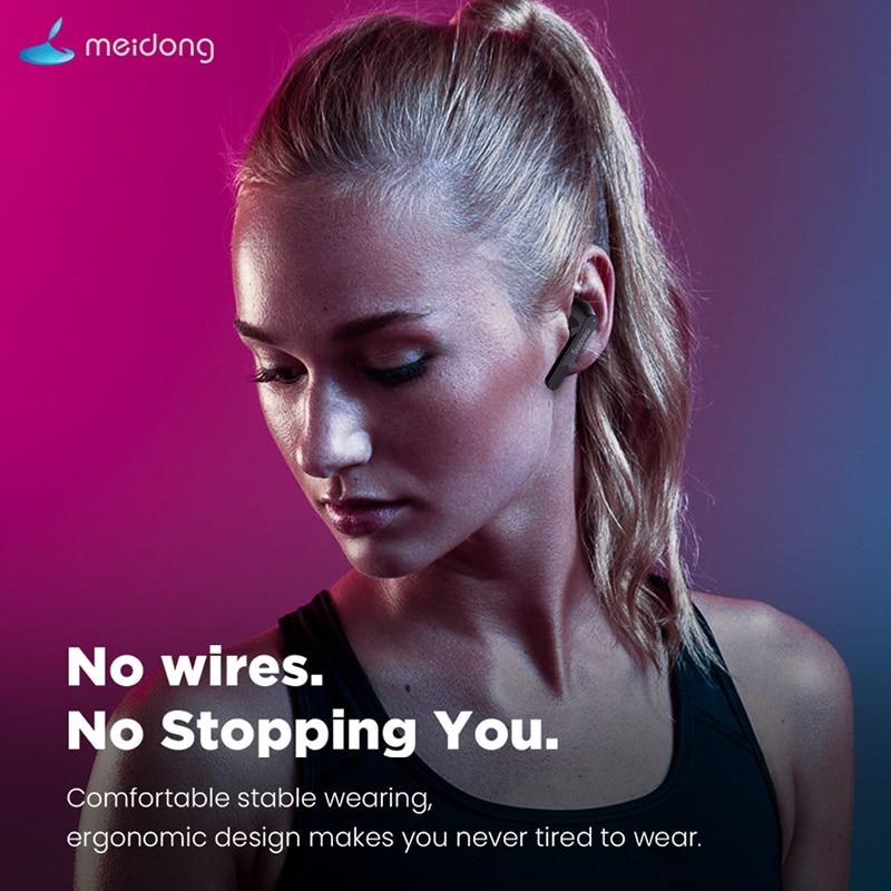 New Fashion True Wireless Bluetooth 5.0 Earbuds IPX6 Waterproof Earphones Sport Running Travel Portable Stereo Earphone KY06 enlarge