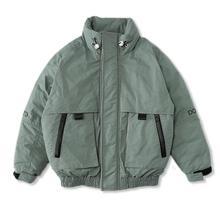 Wholsale Winter New Fashion Boys Thicker down Coat Letter Print Children Warm Outerwear modis kids Clothes down jacket Y2047