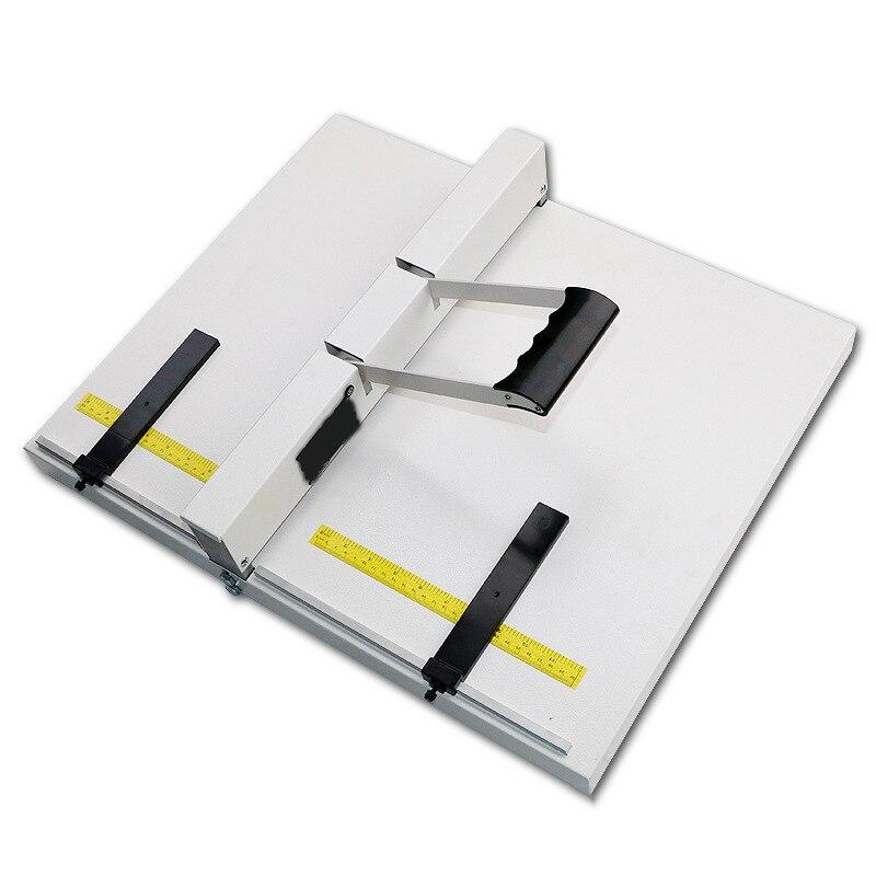 دليل التجعيد آلة S350/S450 دليل A3 + 46 سنتيمتر التجعيد آلة صور كتاب ألبوم تحية بطاقة غطاء للطي آلة