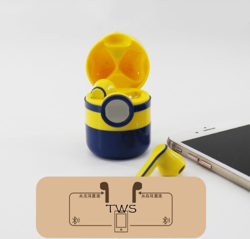 Wireless Bluetooth5.0 Headphone Stereo Noise reduction Headset Sports Earphone Power Display Creative TYPE-C Waterproof Earphone enlarge