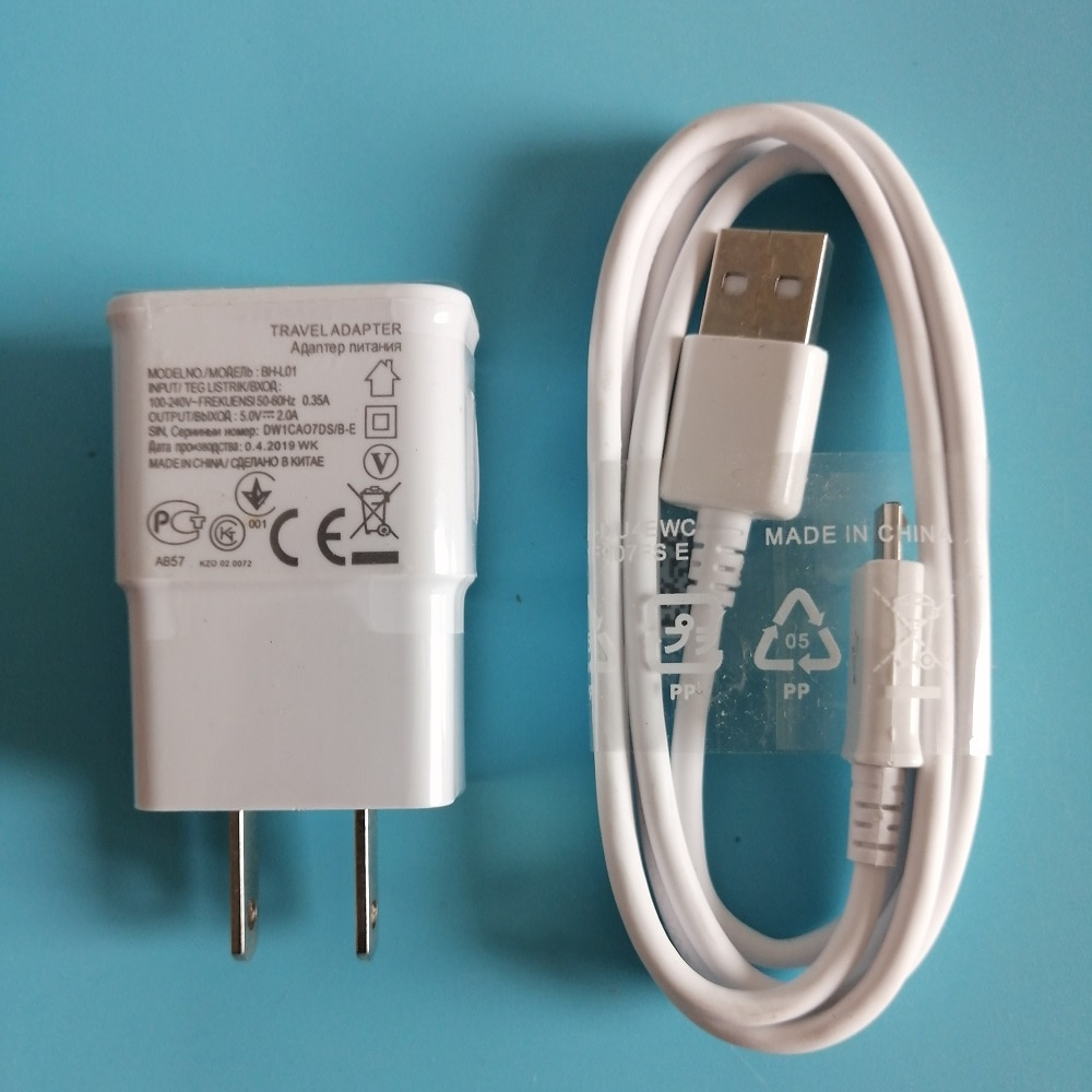 AC/DC adapter charging cable for BPA1 blood pressure monitor