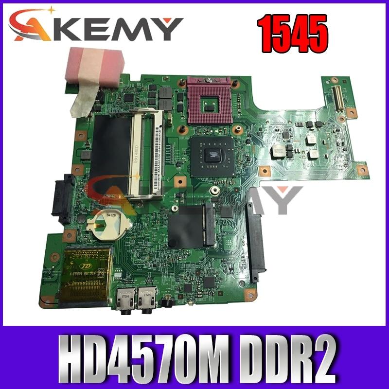Akemy H314N 0H314N CN-0H314N 48.4AQ12.011 لديل انسبايرون 15 1545 اللوحة الأم للكمبيوتر المحمول PM45 HD4570M DDR2 اللوحة الرئيسية وحدة المعالجة المركزية الحرة