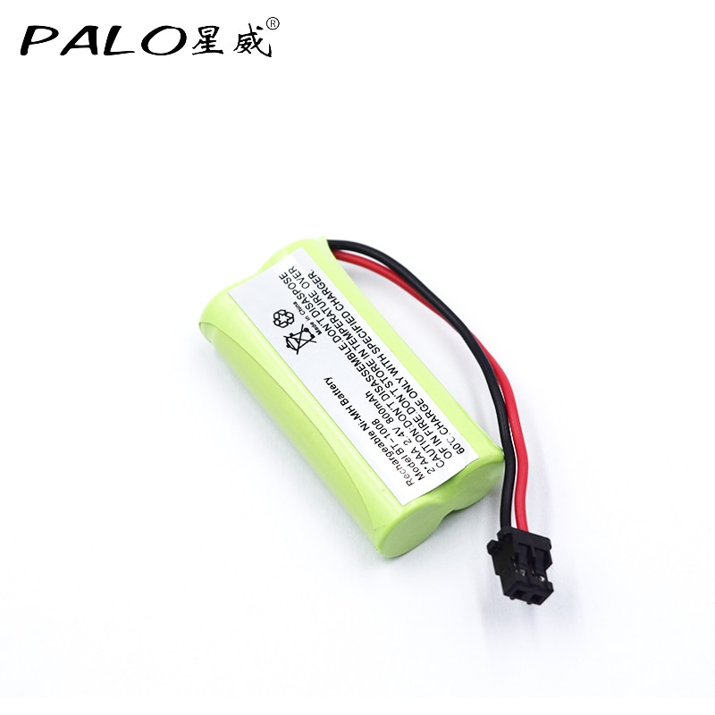 Ni-MH 800mAh 2,4 V аккумуляторная беспроводная батарея для домашнего телефона для Uniden BT-1008 BT1008 BT1016 BT-1008 BT-1016 Battries Pack