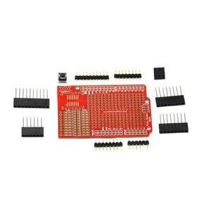 Prototype Shield Diy Kit For Arduino R3 Mega 328P Prototype Shield Arduino Prototype Shielded Pcb Board
