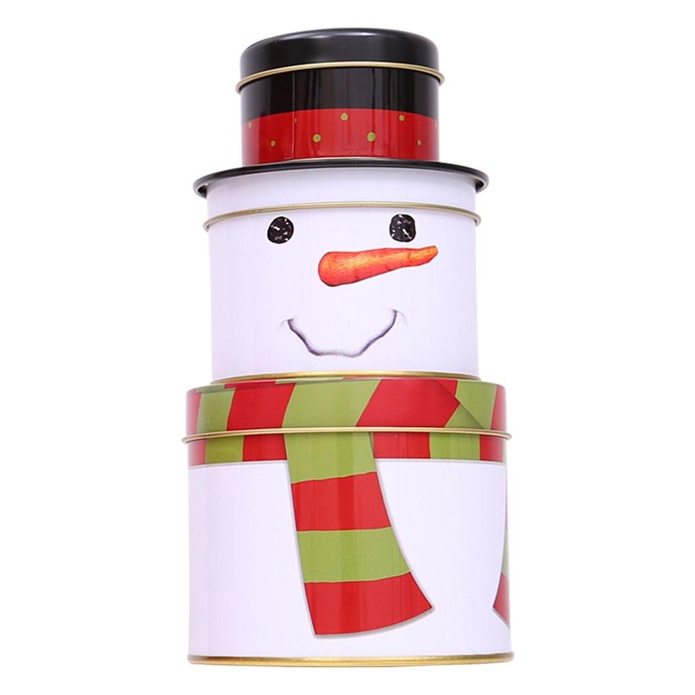 Elegante folha de flandres latas vazias cozinha em casa recipientes de armazenamento shabby chic latas para diy velas de armazenamento seco festa favores presentes