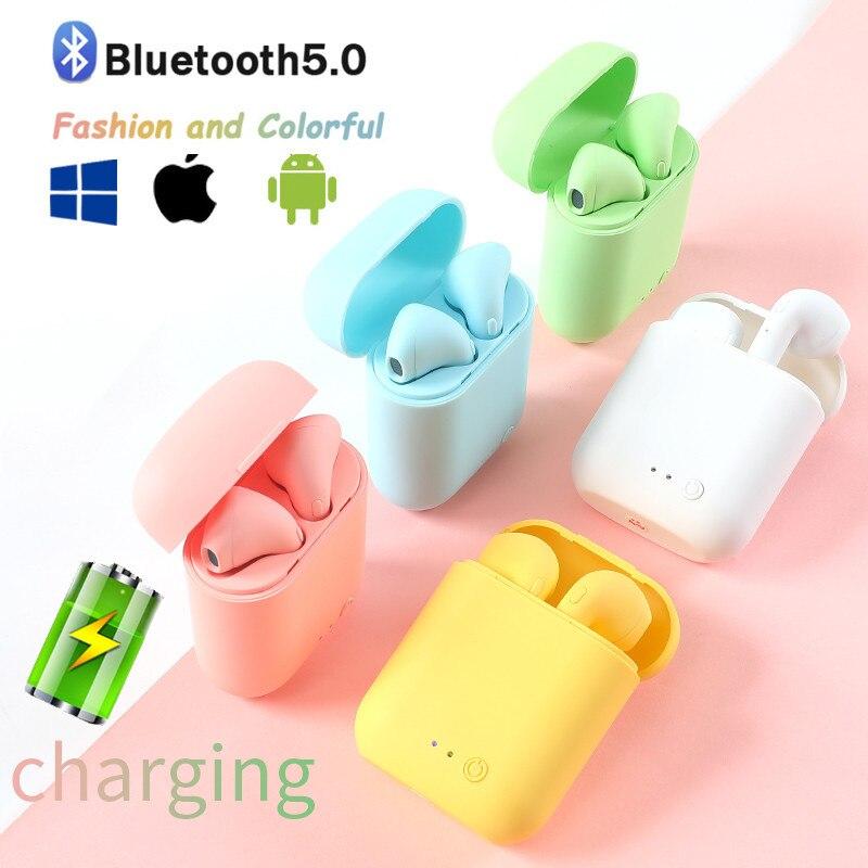 Mini-2 TWS Wireless Earphones Bluetooth 5.0 Sports Headset Gaming Earbuds For Iphone Samsung Xiaomi Oppo Music Headphones Huawei