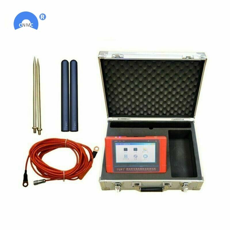 TC150 Portable Underground Water Finder Mine Locator Shell Water Detector