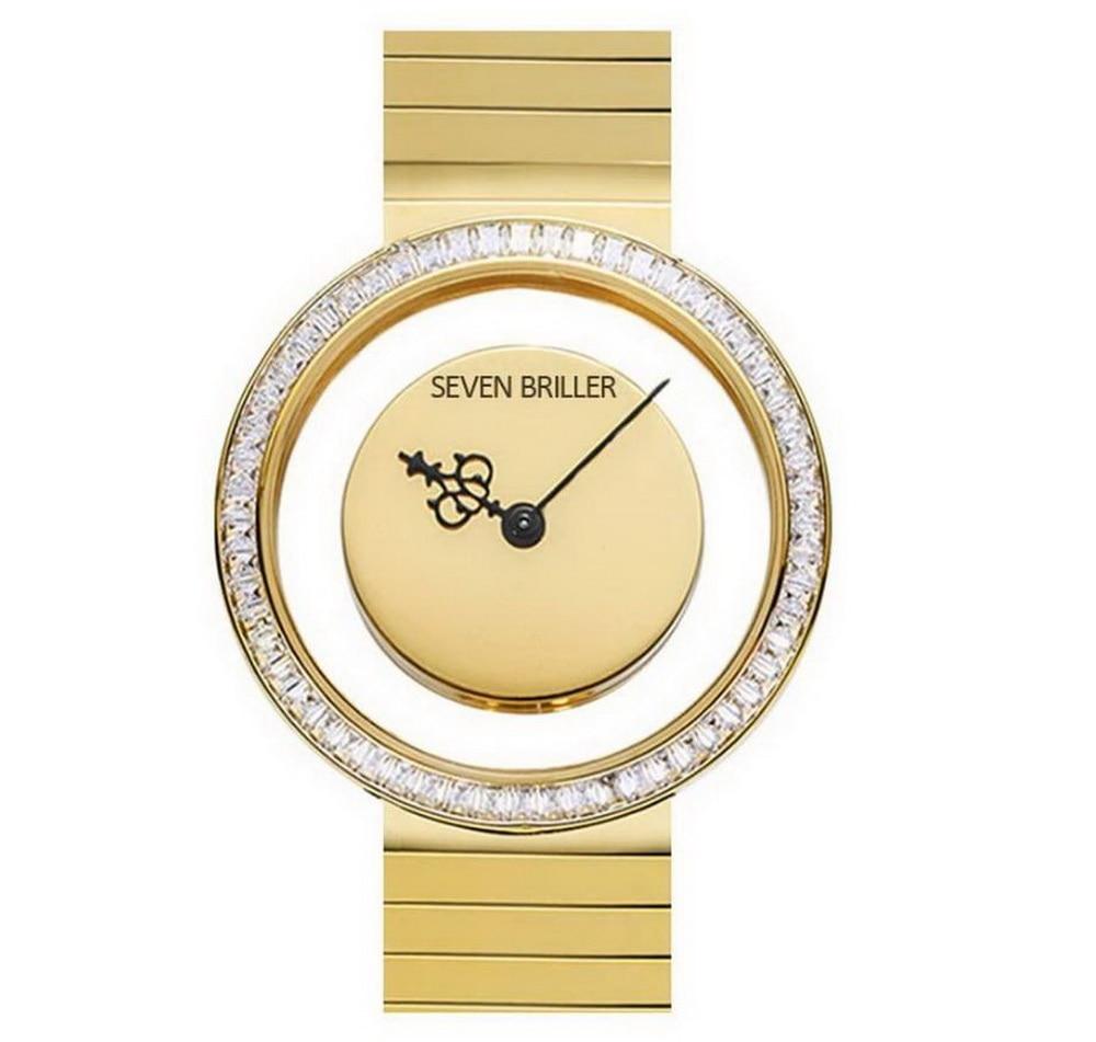 Ladies Watches Brands Women Luxury Men Brand Automatic Diamond Watch