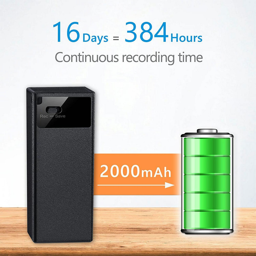 Vandlion Smallest 16G 32GB 64GB Mini USB Pen Voice Activated Digital Voice Recorder With Mp3 Player 192kbps Long Time Recording enlarge