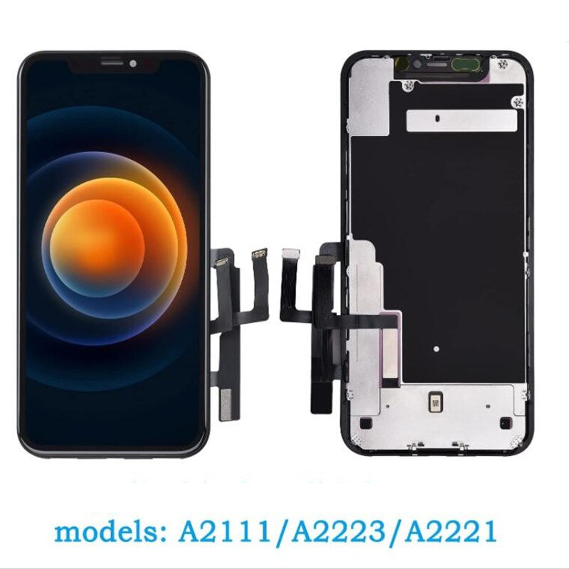 Grade AAA+++ For iPhone 11 LCD OEM Display With 3D Touch Screen Digitizer Assembly Replacement For iPhone11 LCD enlarge