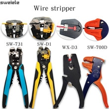 Wire Stripper Tool Multi-function Tool Pliers Automatic Wire Stripper Wire And Cable Household Electrician Maintenance Essential