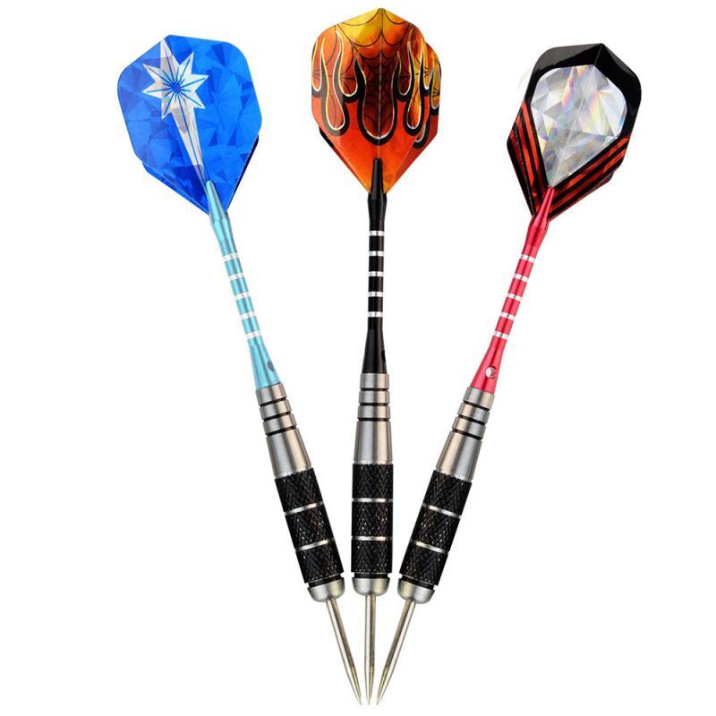 Профессиональный алюминиевый сплав Дартс 6 цветов Сменные Аксессуары Гаджеты для игры в дартс игровой для игры в дартс стержень 2021