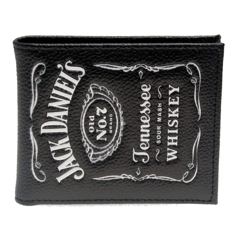 Carteiras de couro masculinas, carteiras de couro de alta qualidade dft1336
