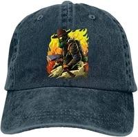 most beautiful retrograde salute the firemen 3 unisex cotton hat vintage adjustable baseball cap fashion hip hop hat