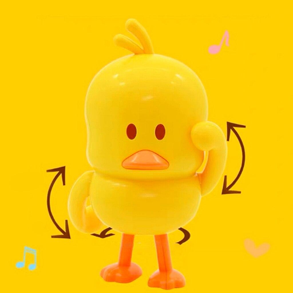 Cartoon Musical Electric Dancing Duck Toy Kids Children Girl Boy Infant Toddler Shower Gift  Childre