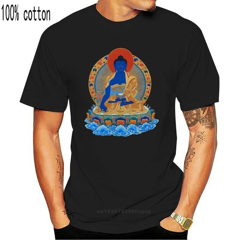 Синий Будда медицины футболка Yogaer Медитации из мультфильма «Холодное сердце» буддийские новый человек дизайн футболка с принтом Новинка 2020 модные детские толстовки с капюшоном рубашка|Футболки| | АлиЭкспресс