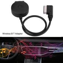 2019 yeni araba AMI MDI Bluetooth ses AUX kadın usb adaptör kablosu AUDI A1 A3 VW Tiguan Golf 6 GTI CC