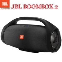 jbl boombox 2 portable wireless jbl bluetooth speaker boombox waterproof loudspeaker dynamics music subwoofer outdoor stereo