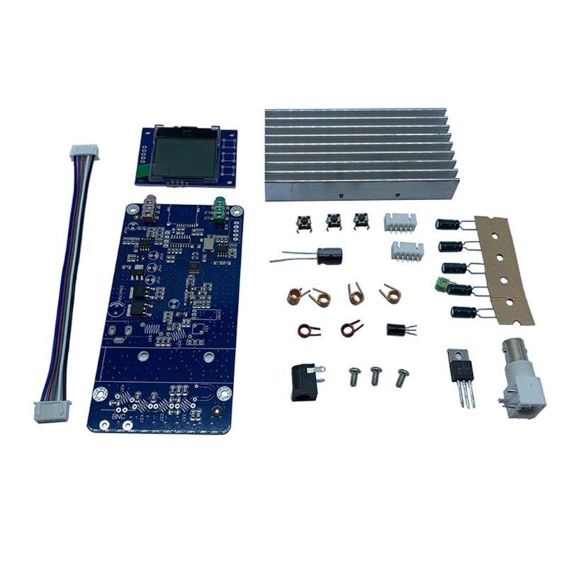 15 واط FM جهاز إرسال لاسلكي محطة PLL ستيريو التردد الرقمي لتقوم بها بنفسك أطقم 76-108MHz