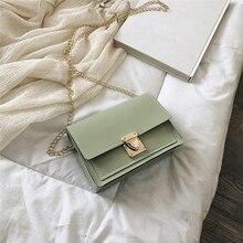 แฟชั่นกระเป๋า Crossbody ขนาดเล็กสำหรับผู้หญิง2021 Mini PU หนังกระเป๋าสะพาย Messenger กระเป๋าสำหรับสาวสีขาวกระ...