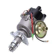 Adeeing distributeur puissance Spark 45d   Sport pour Mini mgo Austin Triumph pour Lucas 45 4 pièces de moteur de cylindre, véhicule avec fil
