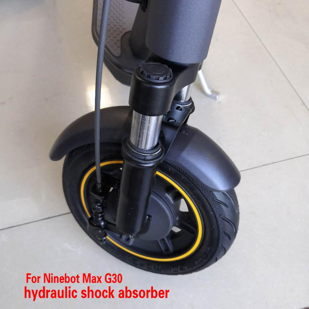Scooter elettrico ammortizzatore idraulico kit per Ninebot MAX G30 scooter accessori di modifica