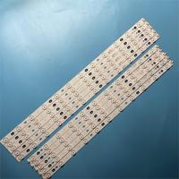 New Kit 10pcs LED backlight strip for LED58R5500F V580HK1-L06 V580H1-LD6-TLDC2 V580H1-LD6-TRDC2 V580H1-LD6-TLDC3 TRDC3