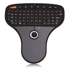 N5901 mouche Air souris avec Gyroscope 2.4G sans fil 3D Android télécommande détection Air souris pour Smart Tv