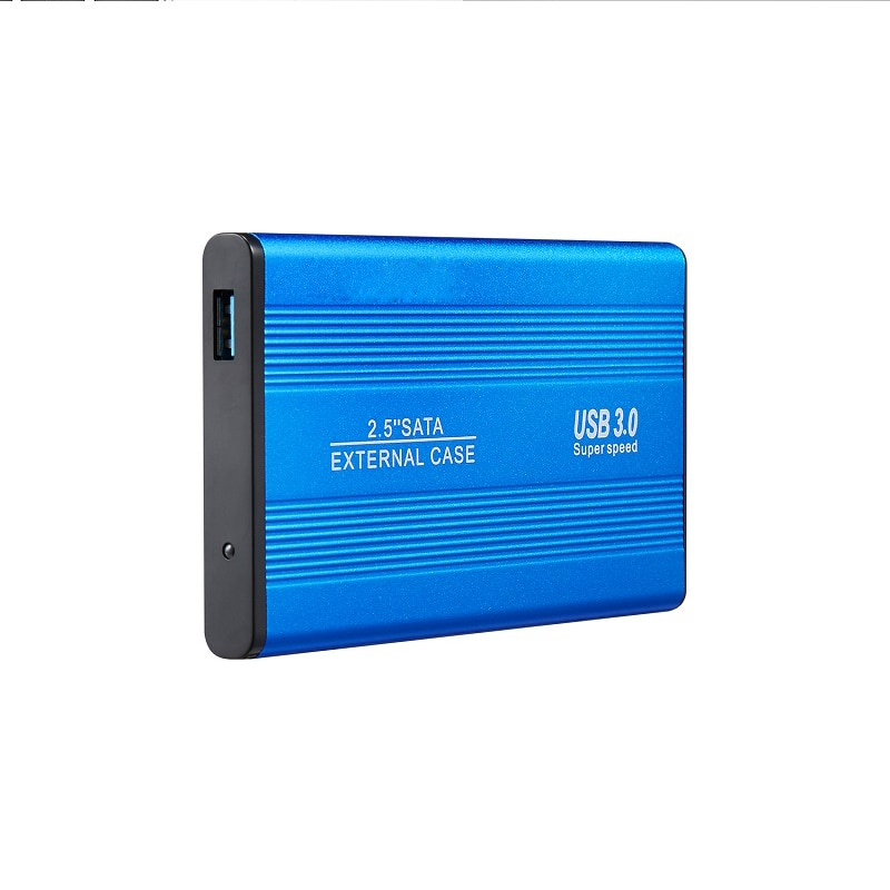 Portable 2.5 Inch External Hard Drive Case For HDD Cases