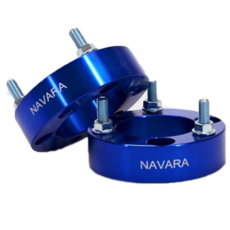 4x4 Accesorios 32mm bobina puntal Shock espaciador Kit de elevación para Navara...
