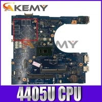 original laptop motherboard for dell inspiron 5559 pentium 4405u mainboard cn 096h02 096h02 la d071p sr2ex hdmi ddr3