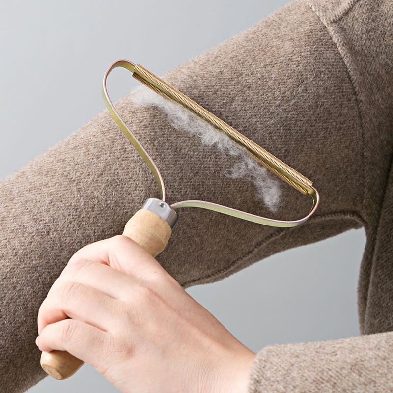 Mini Portable Lint Remover Fuzz Fabric Shaver For Carpet Woolen Coat Clothes Fluff Fabric Shaver Brush Tool Fur Remover
