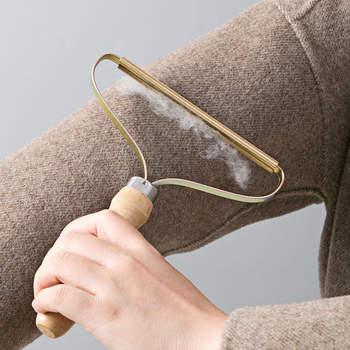 Мини-переносное средство для удаления ворса Fuzz тканевая Бритва для ковров шерстяное пальто одежда из пуха ткань бритва щетка инструмент для удаления меха