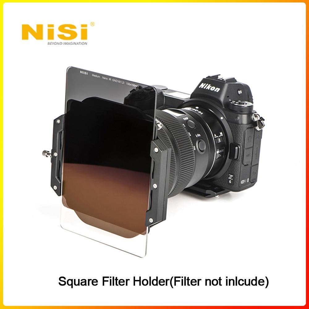 Adaptador quadrado nd cpl uv do suporte do filtro da lente de nisi para nikon nikkor z 14-24mm f/2.8 s para cokin lee 100*100 100*150mm 112mm filtro