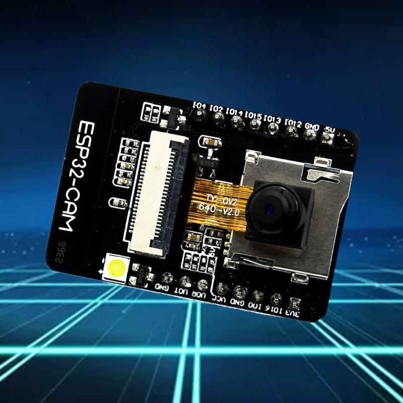 ESP32-CAM WiFi Bluetooth Board ESP32-CAM-MB Micro USB to Serial Port CH340G A6HE enlarge