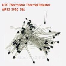 Resistencia térmica para termistor MF52AT MF52 MF52B 3950 NTC 5%, 1K, 2K, 3K, 4,7 K, 5K, 10K, 20K, 47K, 50K, 100K, 102-104, 20 unids/lote