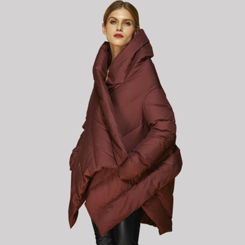2021 Winter Women Casual Coat Maternity Pregnant Down Jakcet Warm Pregnancy Clothes Outerwear Parkas Loose Cloak  Windbreaker enlarge