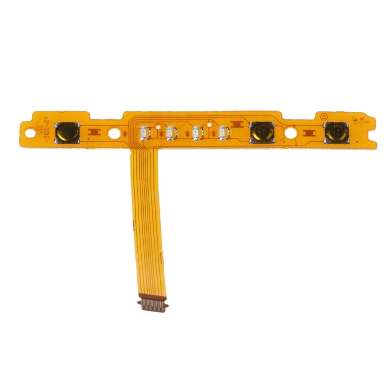 1 Set Original Complete Right Left Slider for Switch NS Replacement Controller Rail Assembly