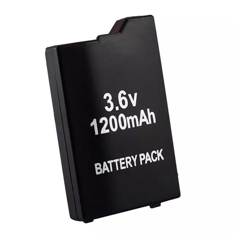 Batería recargable portátil para PlayStation, 1200mAh, 3,6 V, para Sony PSP 2000...